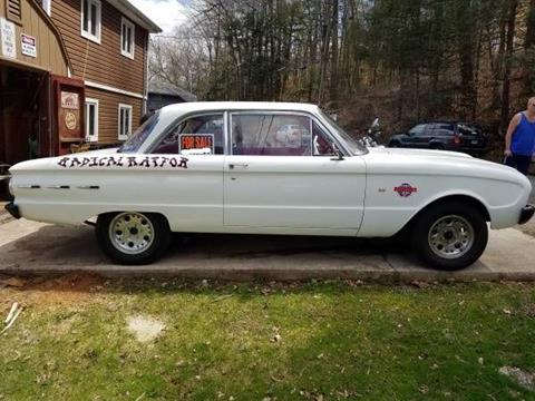 1961 Ford Falcon for sale in Cadillac, MI