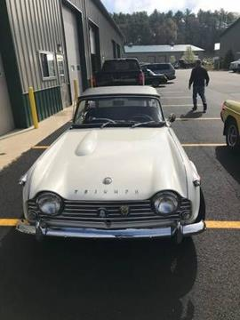 1965 Triumph TR4 for sale in Cadillac, MI