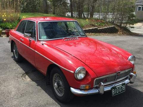 1966 MG MGB for sale in Cadillac, MI