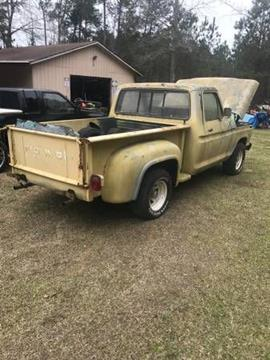 1977 Ford F-100 for sale in Cadillac, MI