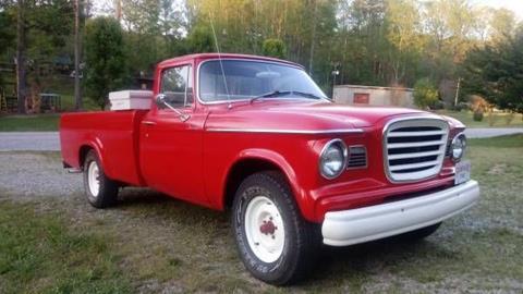 1962 Studebaker Champion for sale in Cadillac, MI