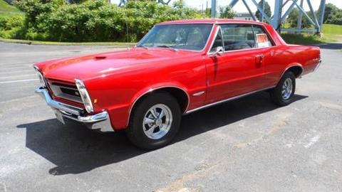 1965 Pontiac GTO for sale in Cadillac, MI