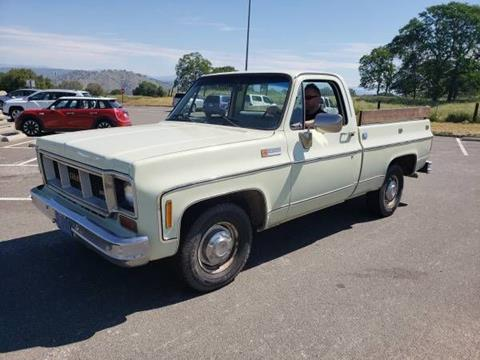 1974 GMC C/K 1500 Series for sale in Cadillac, MI