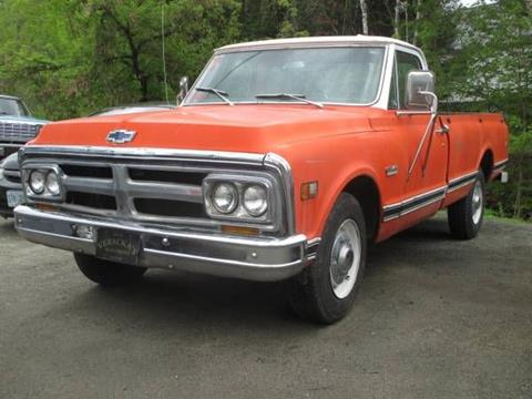 1970 GMC C/K 2500 Series for sale in Cadillac, MI