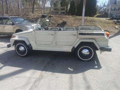Volkswagen thing for sale carsforsale 1974 volkswagen thing for sale in cadillac mi altavistaventures Images