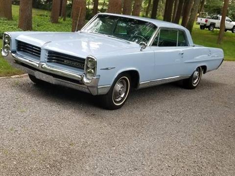 1964 Pontiac Bonneville for sale in Cadillac, MI