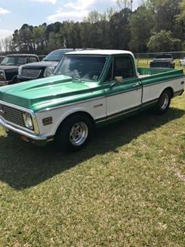 Used 1972 Chevrolet C K 10 Series For Sale Carsforsale Com