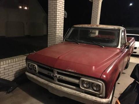 1967 GMC C/K 2500 Series for sale in Cadillac, MI