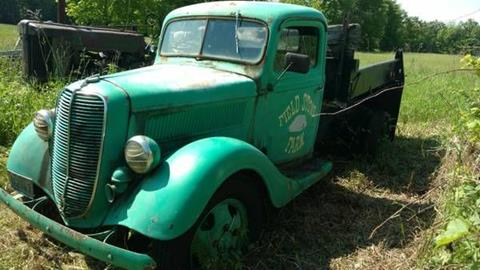 1937 Ford F-150 for sale in Cadillac, MI
