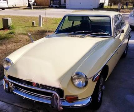 1970 MG MGB for sale in Cadillac, MI