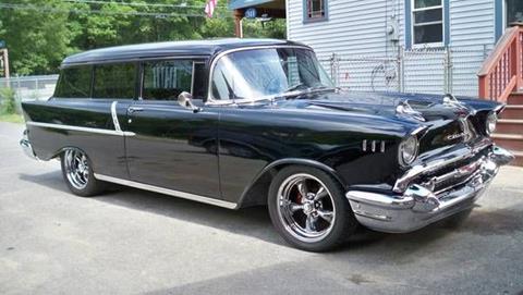 1957 Chevrolet 150 for sale in Cadillac, MI