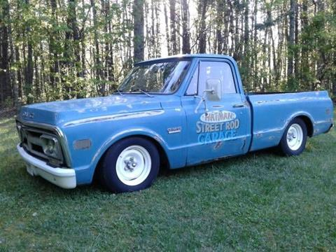 1972 GMC C/K 1500 Series for sale in Cadillac, MI