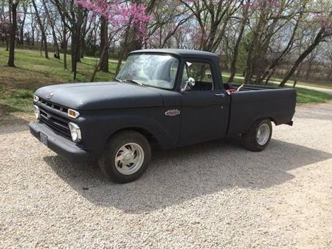 1966 Ford F-150 for sale in Cadillac, MI