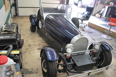 1927 Bugatti Roadster