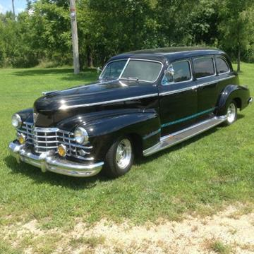 1947 Cadillac Fleetwood for sale in Cadillac, MI