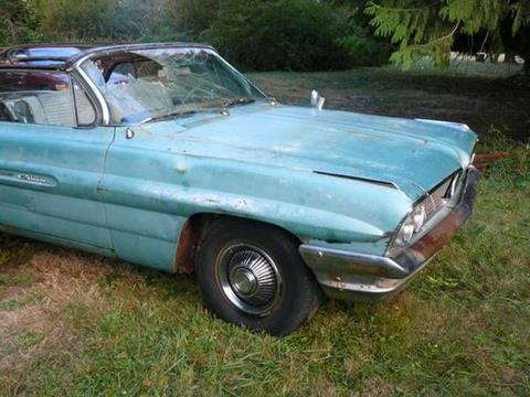 1961 Pontiac Catalina for sale in Cadillac, MI