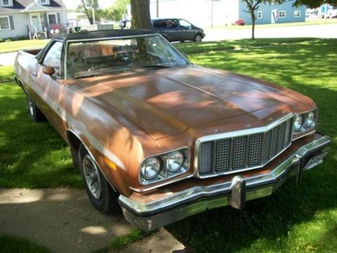 1974 Ford Ranchero for sale in Cadillac, MI