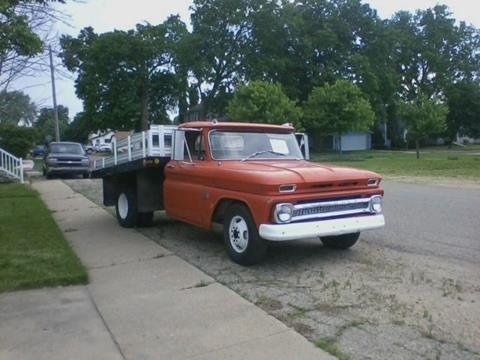 1966 Chevrolet C/K 30 Series for sale in Cadillac, MI