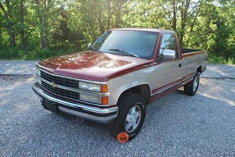 1992 Chevrolet Silverado 1500 for sale in Cadillac, MI