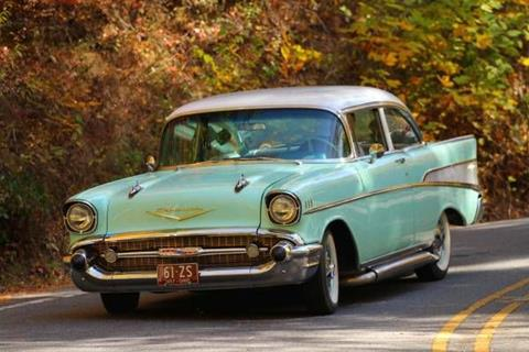1957 Chevrolet Bel Air For Sale - Carsforsale.com
