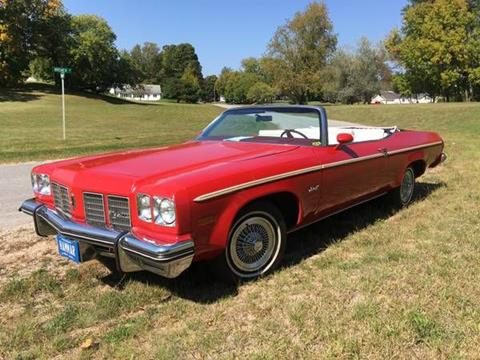 1975 Oldsmobile Delta Eighty-Eight for sale in Cadillac, MI