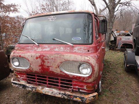 1964 Ford E-Series Cargo for sale in Cadillac, MI