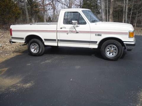 1990 Ford F-150 for sale in Cadillac, MI