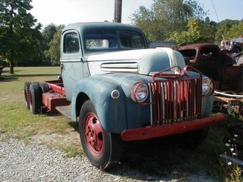 1943 Ford F-150 for sale in Cadillac, MI