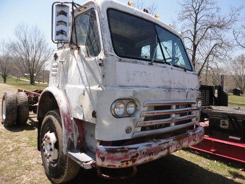 1965 Diamond-T COE for sale in Cadillac, MI