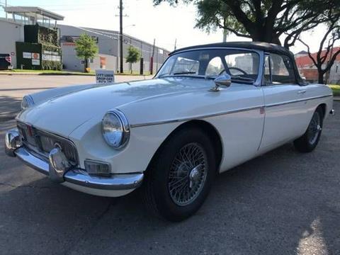 1966 MG MGB