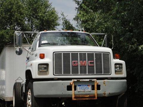 1991 GMC TOPKICK for sale in Cadillac, MI