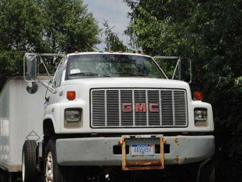 1991 GMC TOPKICK for sale in Cadillac, MI