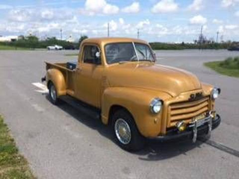 1953 GMC C/K 1500 Series for sale in Cadillac, MI