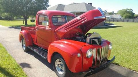1947 Ford F-100 for sale in Cadillac, MI