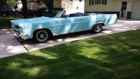 1963 Pontiac Catalina for sale in Cadillac, MI