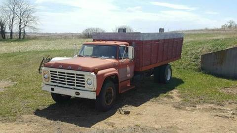 1973 Ford F-700 for sale in Cadillac, MI