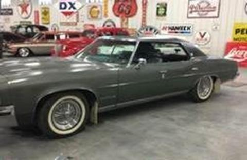 1973 Pontiac Grand Ville for sale in Cadillac, MI