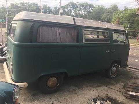 1971 Volkswagen Vanagon for sale in Cadillac, MI