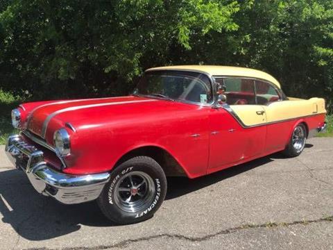 1955 Pontiac Star Chief for sale in Cadillac, MI