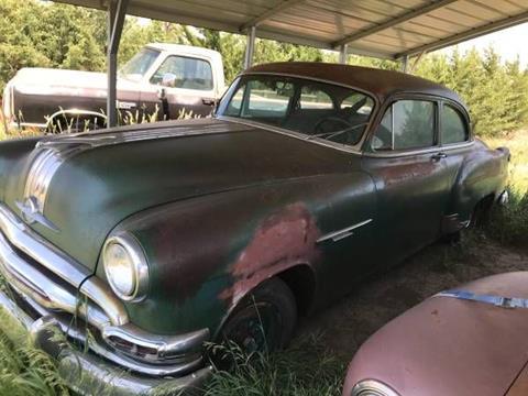 1954 Pontiac Chieftain for sale in Cadillac, MI