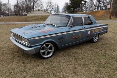 1963 Ford Fairlane for sale in Cadillac, MI