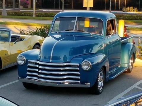 1950 Chevrolet 3100 for sale in Cadillac, MI
