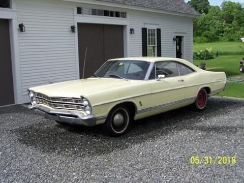 Nice 1967 Ford Galaxie 500 For Sale In Cadillac, MI
