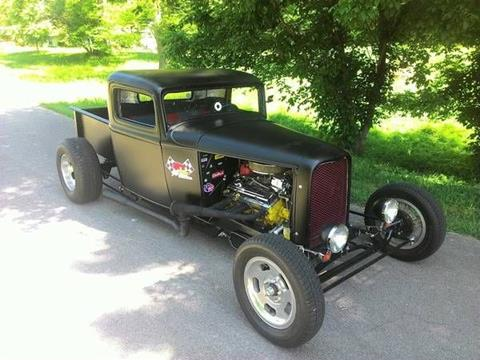 1932 Ford F-100 for sale in Cadillac, MI