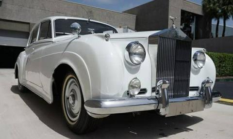 1957 Rolls-Royce Silver Cloud 2 for sale in Cadillac, MI