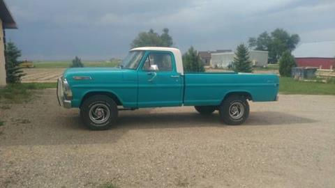 1971 Ford F-150 for sale in Cadillac, MI