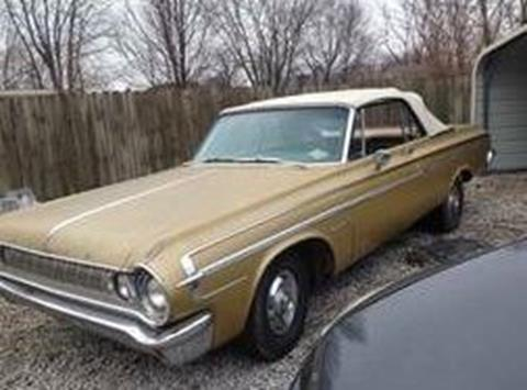 1964 Dodge Polara for sale in Cadillac, MI