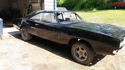 1969 Dodge Charger For Sale In Oak Ridge Tn Carsforsale Com