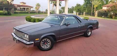 1985 GMC Caballero for sale in Cadillac, MI