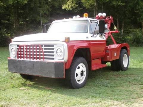 1974 Ford F-600 for sale in Cadillac, MI